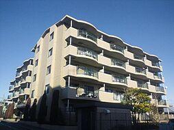 埼玉県川口市北原台2丁目の賃貸マンションの外観