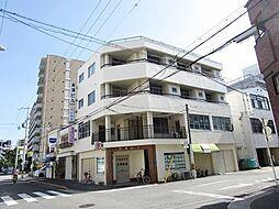大阪府大阪市都島区中野町4丁目の賃貸アパートの外観