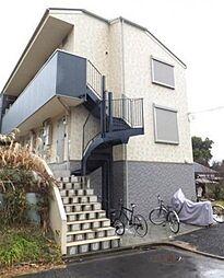 神奈川県川崎市多摩区枡形1丁目の賃貸アパートの外観