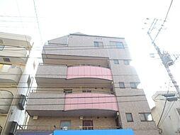 クレセント国安[4階]の外観