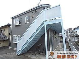 メゾンピュア[2階]の外観