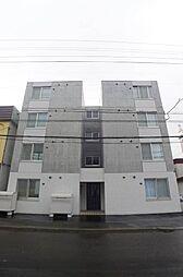 北海道札幌市白石区栄通7丁目の賃貸マンションの外観