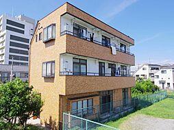 リバーマンション[3階]の外観