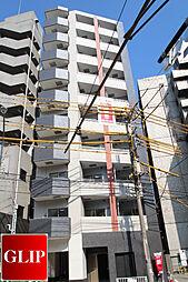 エルシェ横濱[3階]の外観