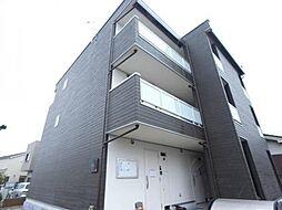 東京都江戸川区江戸川1丁目の賃貸マンションの外観
