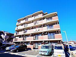 埼玉県ふじみ野市駒林元町3丁目の賃貸マンションの外観