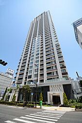 ブランズタワー南堀江[23階]の外観