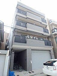 大阪府大阪市都島区御幸町1丁目の賃貸アパートの外観