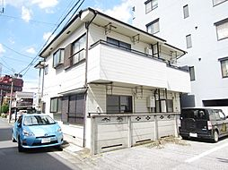 埼玉県川口市並木4丁目の賃貸アパートの外観