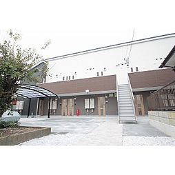 ガラージュ湘南[2階]の外観