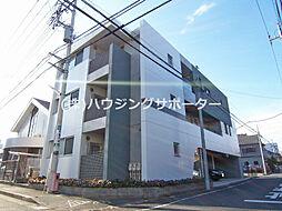 東京都八王子市明神町1丁目の賃貸マンションの外観