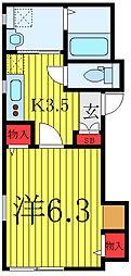 都営三田線 板橋区役所前駅 徒歩5分の賃貸アパート