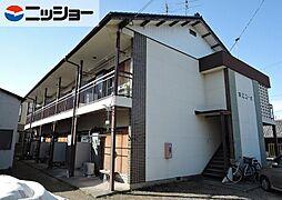 安江コーポ[2階]の外観