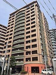 福岡県北九州市小倉北区片野3丁目の賃貸マンションの外観