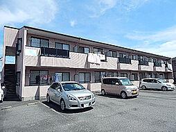 三重県鈴鹿市桜島町7丁目の賃貸アパートの外観