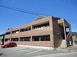 岡山県倉敷市新倉敷駅前5丁目の賃貸マンションの外観