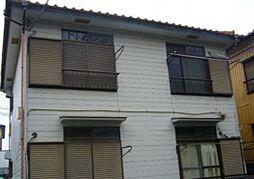 池田コーポB棟[2階]の外観