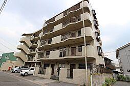 福岡県北九州市若松区古前1の賃貸マンションの外観