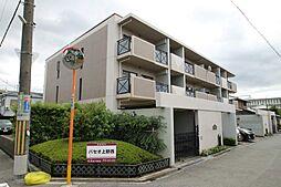 パセオ上野西[103号室]の外観