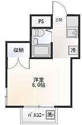 鶴間駅 2.2万円