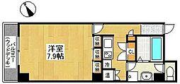 LEON-K[8階]の間取り