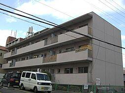 辻田コーポラス[3階]の外観