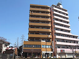 東京都多摩市一ノ宮の賃貸マンションの外観