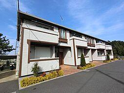 JR総武本線 八街駅 バス5分 吉田下車 徒歩8分の賃貸アパート
