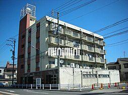 モナミマンション[4階]の外観