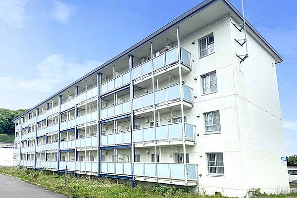 ビレッジハウス春光3号棟 3階の賃貸【北海道 / 旭川市】
