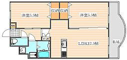 第17川崎ビル[2階]の間取り