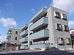 愛知県名古屋市南区星崎町字殿海道の賃貸マンションの外観