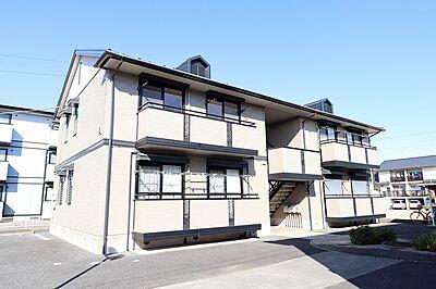 外観,2LDK,面積62.95m2,賃料6.5万円,つくばエクスプレス つくば駅 徒歩25分,,茨城県つくば市松代2丁目