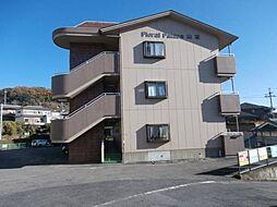 フローラルパレス山本[1階]の外観