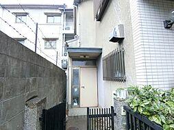 [一戸建] 兵庫県神戸市灘区篠原本町1丁目 の賃貸【/】の外観
