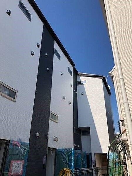東京都大田区新蒲田3丁目の賃貸アパート