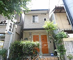 京都府京都市南区東九条上殿田町の賃貸アパートの外観