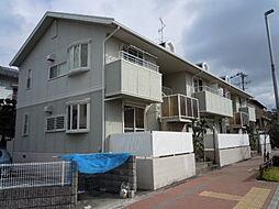 マシオン刀根山[203号室]の外観