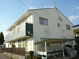愛知県安城市里町3丁目の賃貸アパートの外観