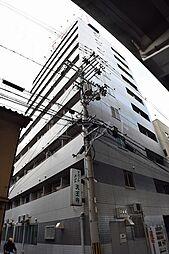 アパートメント天王寺[10階]の外観