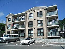 福岡県宗像市三郎丸4丁目の賃貸マンションの外観
