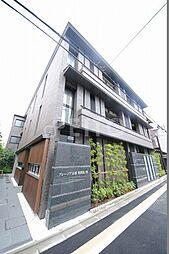 プレージア京都聖護院ノ邸[2階]の外観