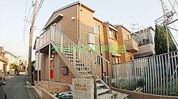 神奈川県横浜市戸塚区汲沢7丁目の賃貸アパートの外観