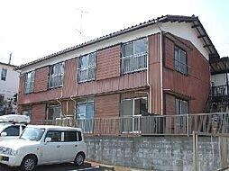 サニーフラット鶴川[201号室]の外観