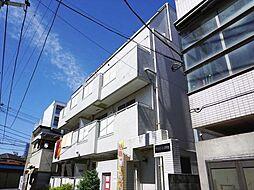 ホワイトコート八千代台[1階]の外観
