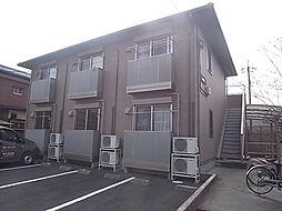 千葉県柏市伊勢原1丁目の賃貸アパートの外観