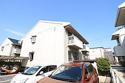 エステート芳泉II[2階]の外観