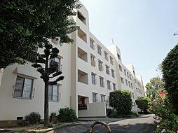 大阪府大阪狭山市山本北の賃貸マンションの外観