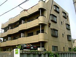 埼玉県さいたま市桜区西堀9丁目の賃貸マンションの外観