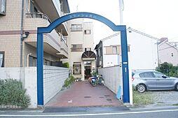 兵庫県西宮市平松町の賃貸マンションの外観